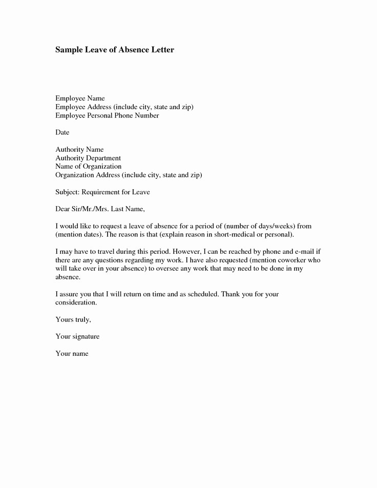 Letter Of Absent to School New Best 25 Absent Letter Ideas On Pinterest