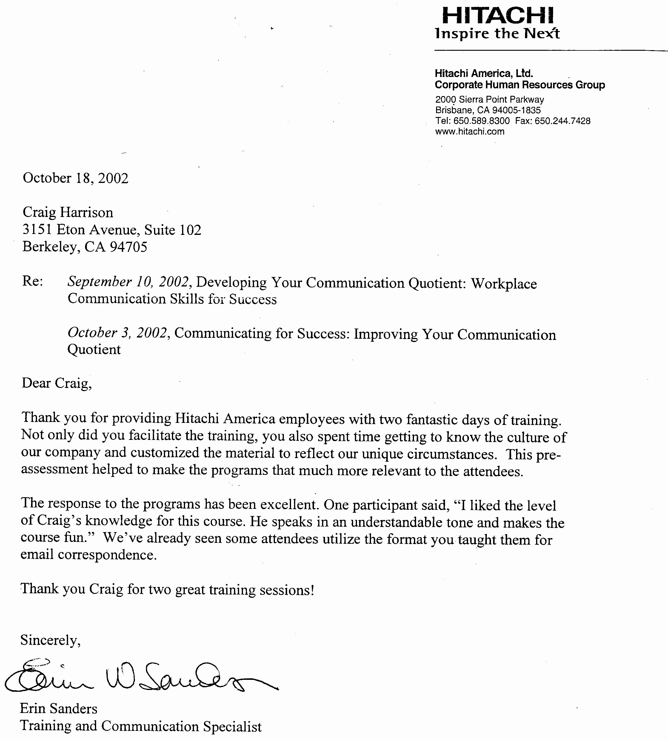 Letter Of Recommendation for Loan Lovely Letter Reference From Employer to College