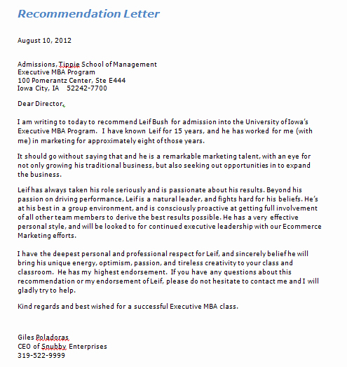 "Letter Of Recommendation for Loan Lovely Search Results for ""letters Re Mendation Template"