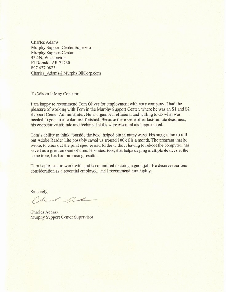 Letter Of Recommendation Letter Example Lovely Sample Professional Reference Letter Example