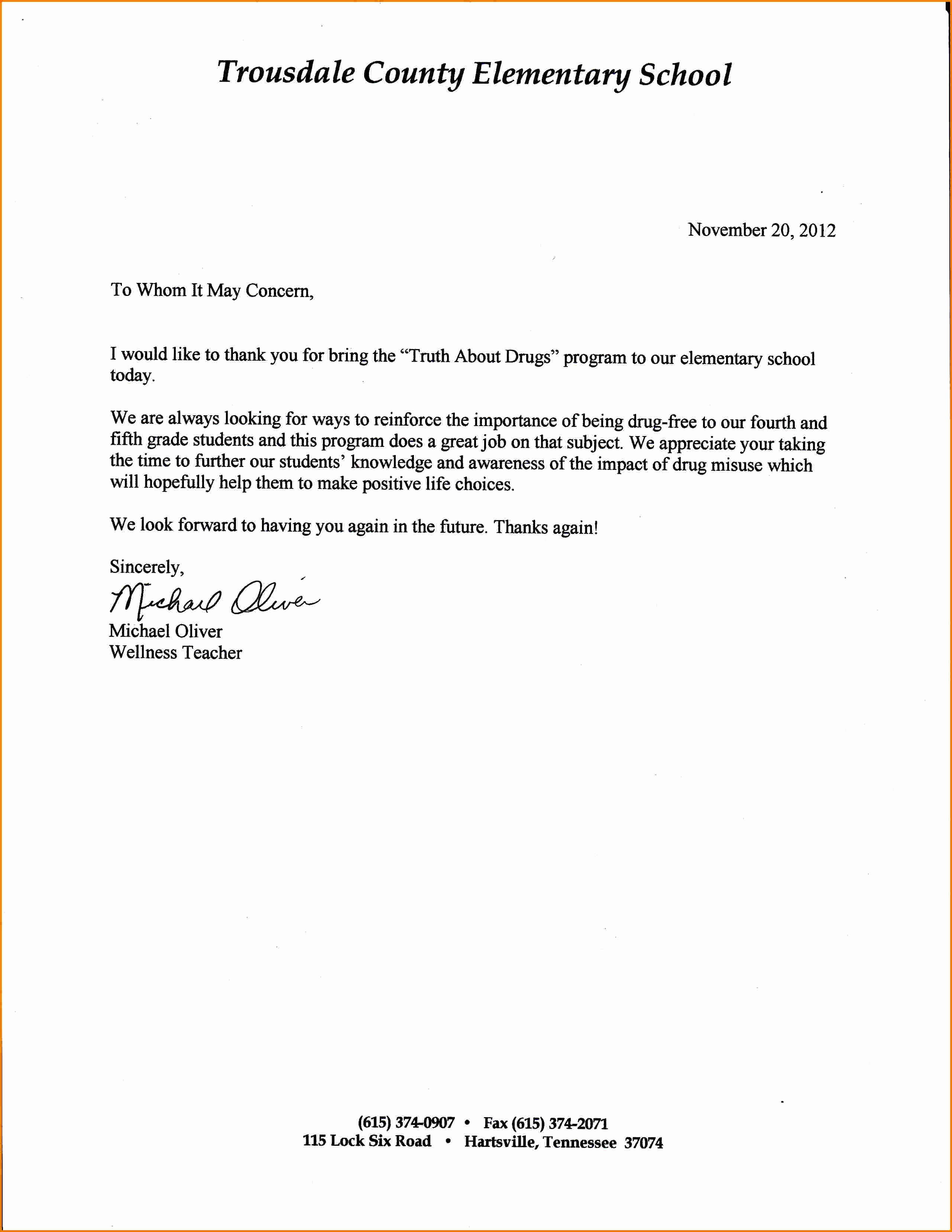 Letter Of Recommendation Template Student Best Of 3 Re Mendation Letter for Student