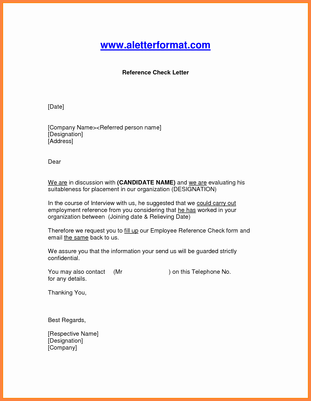 Letter Of Recommendation with Letterhead Beautiful 5 Pany to Pany Re Mendation Letter