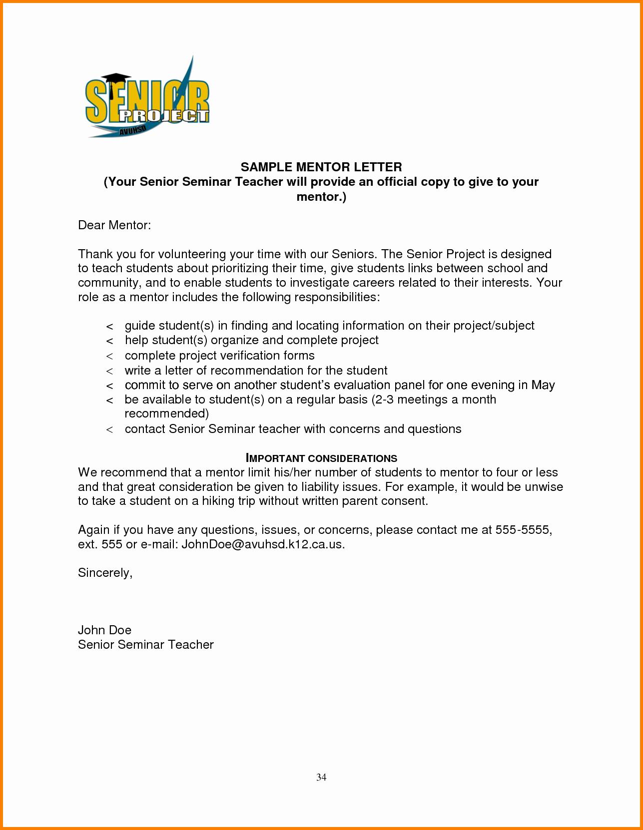 Letter Of Reference for Teachers New Letter Re Mendation for College Samples Teacher