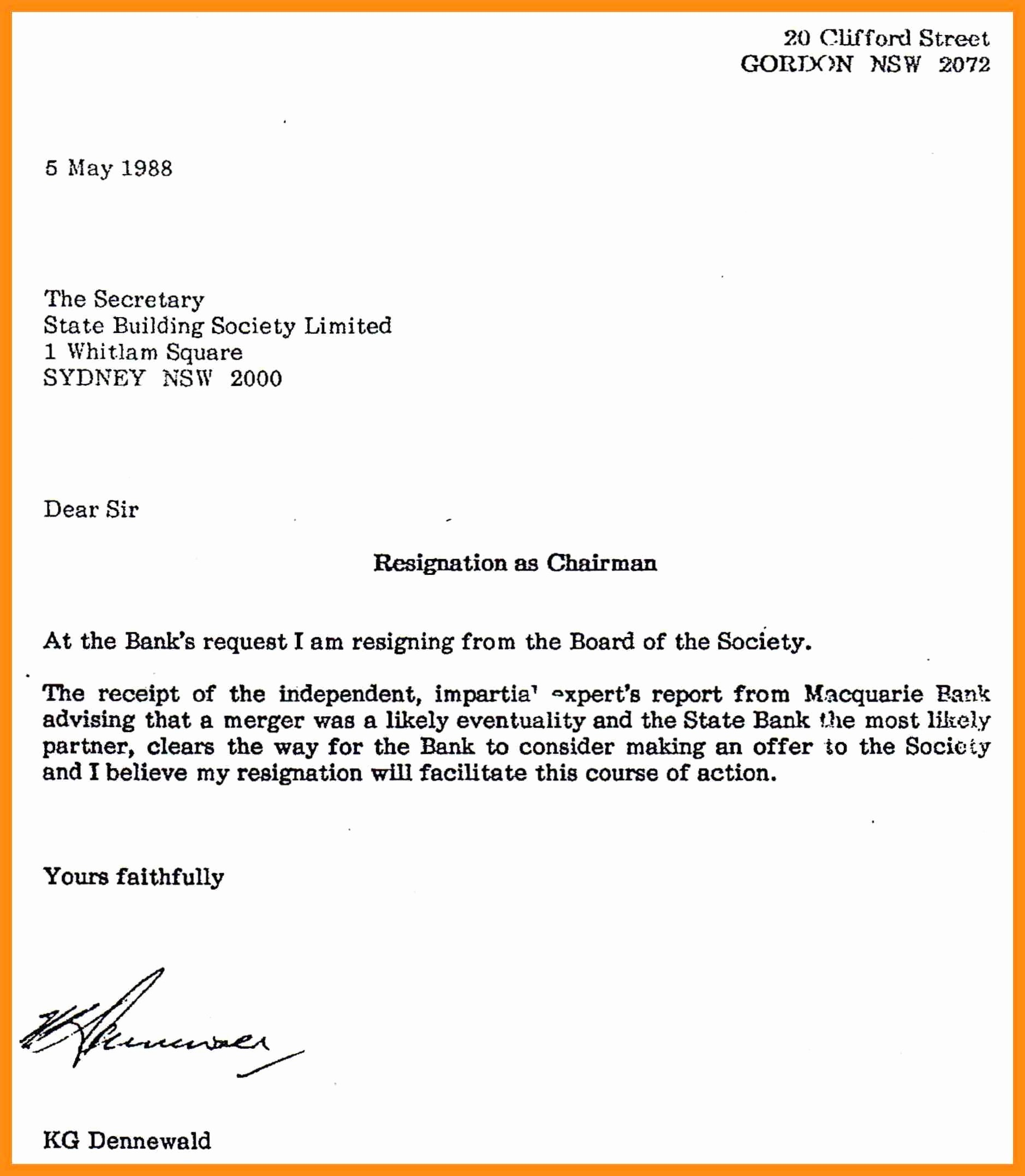 Letter Of Resignation Template Download Best Of 10 Resignation Letter Doc