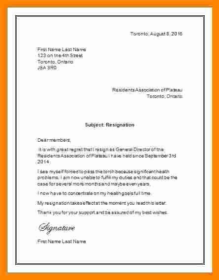 Letter Of Resignation Template Microsoft Beautiful 6 Microsoft Office Templates Resignation Letter
