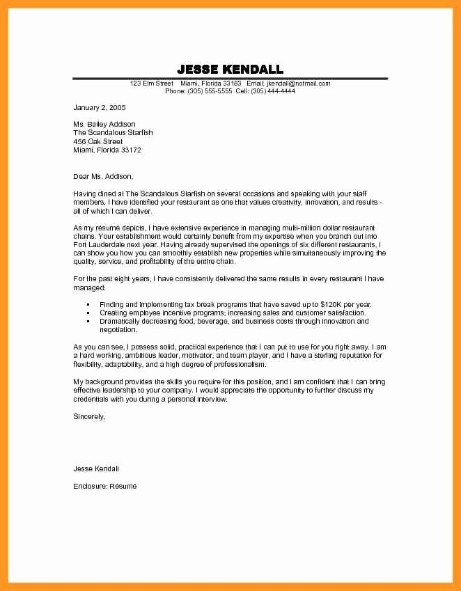 Letter Template for Microsoft Word Inspirational Microsoft Word Cover Letter Template