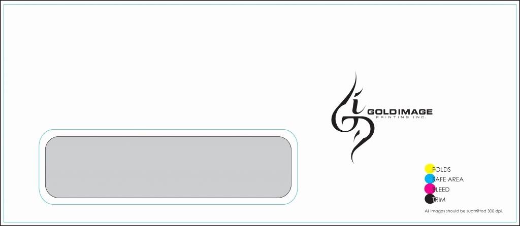 Letter Template for Window Envelopes Elegant Letter Template for A4 Window Envelope Inspirationa 10