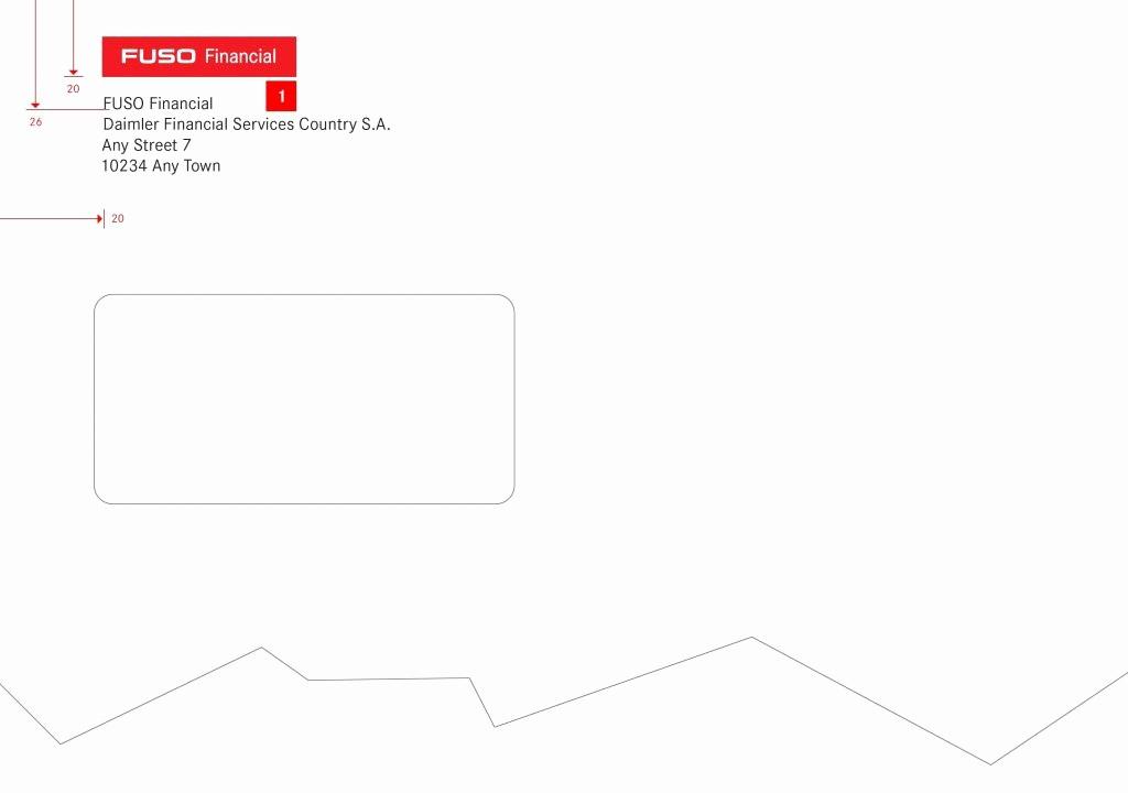 Letter Template for Window Envelopes New Refrence Letter Template A4 Window Envelope