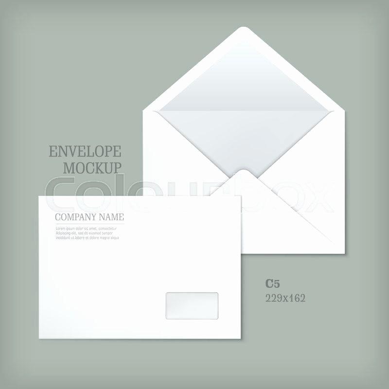Letter Template for Window Envelopes Unique C5 Window Envelope Letter Template Printable S Ideas