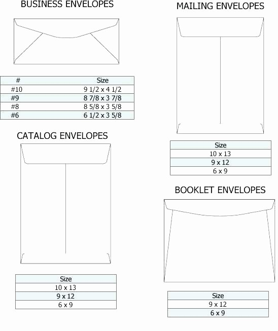 Letter Template for Window Envelopes Unique Catalog Envelope Template – Harriscateringfo