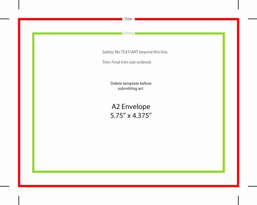 Letter Template for Window Envelopes Unique Printable Envelope Template 6 Dimensions X 9 Size