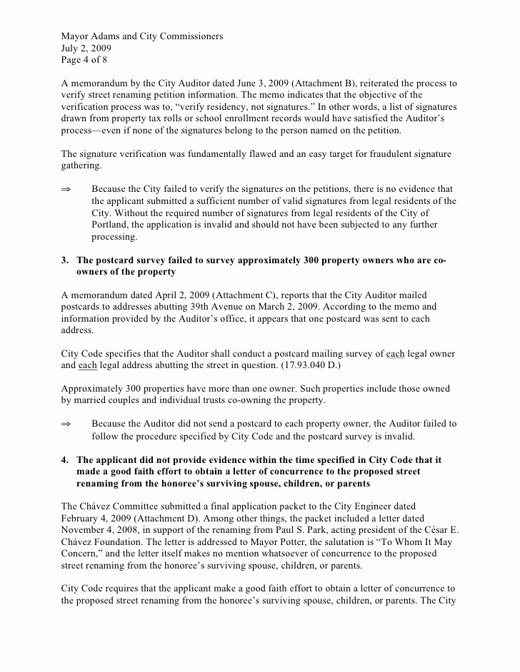 Letter to City Council Template Awesome Letter to Council A