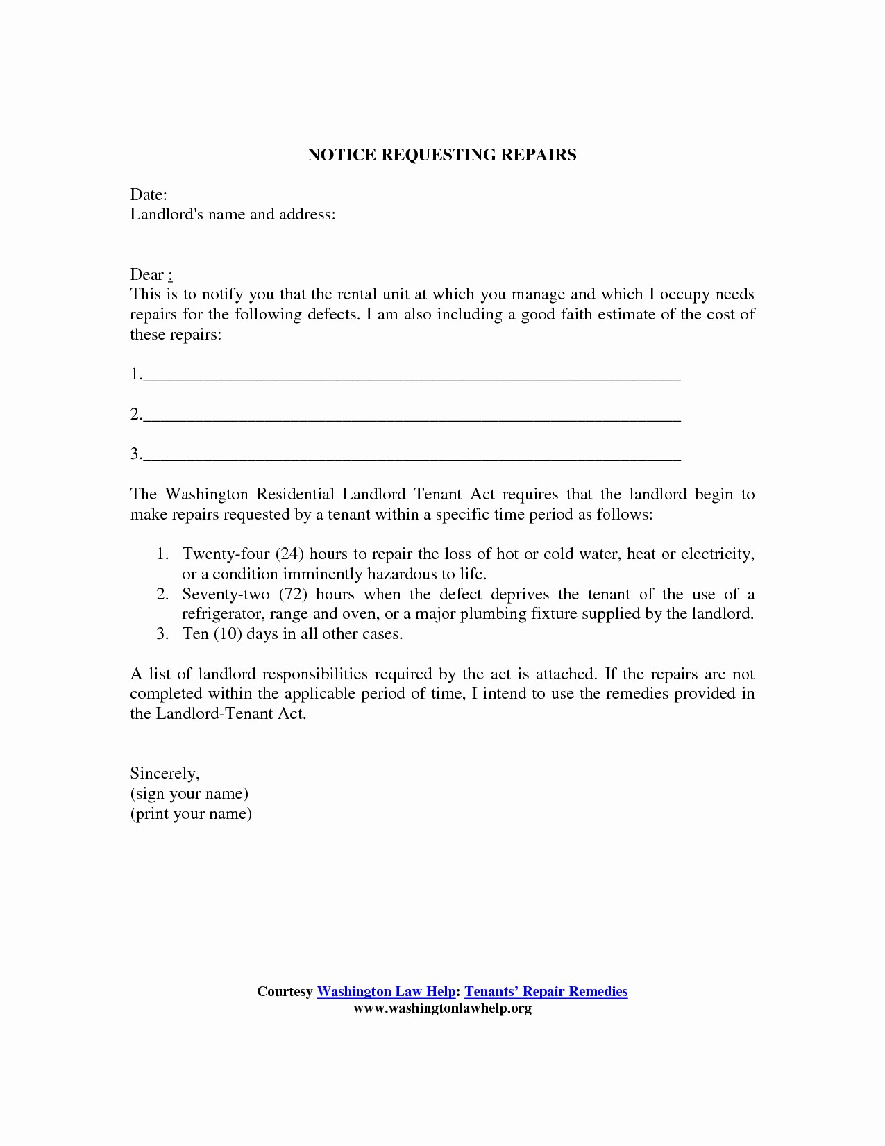 Letter to Tenant About Repairs New Tenant Warning Letter Template Collection