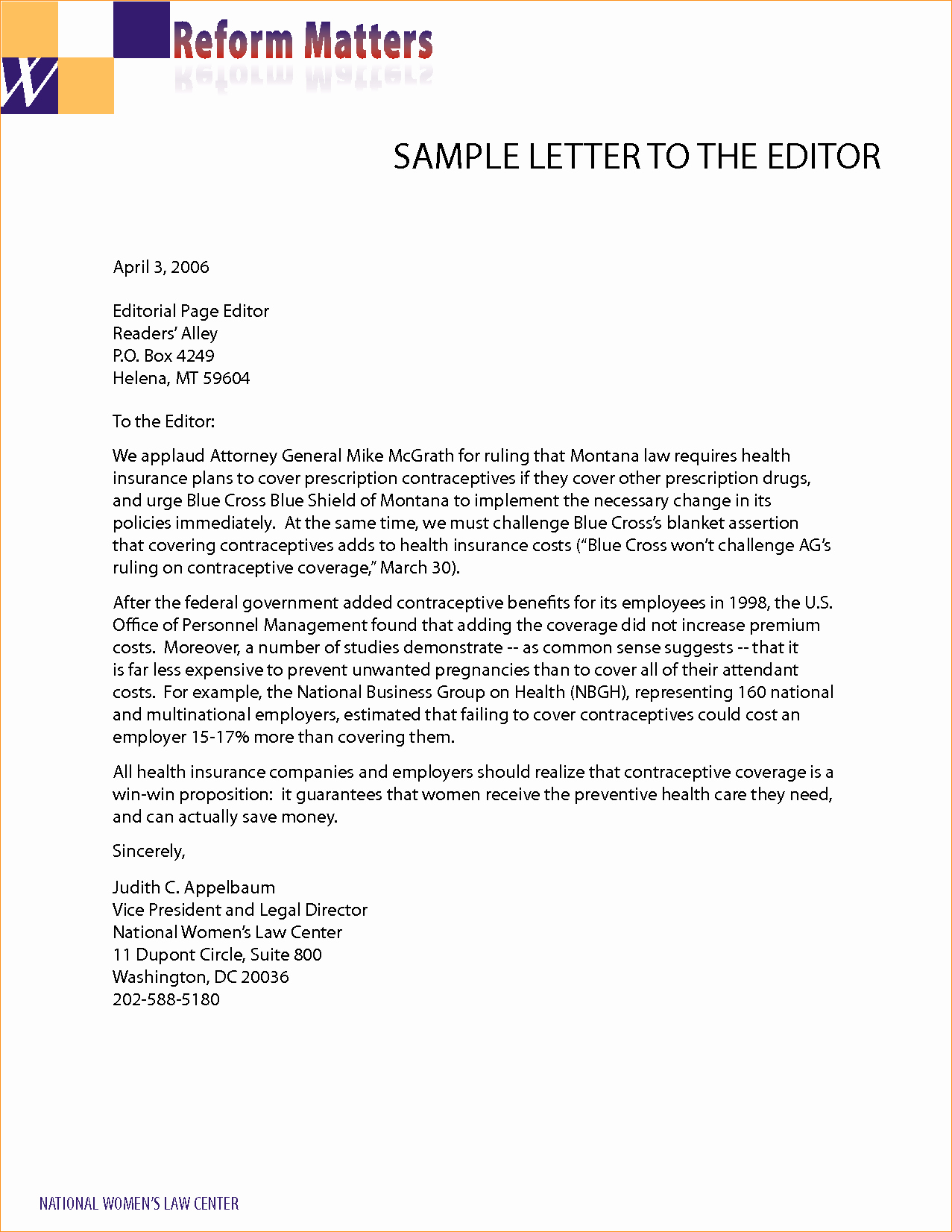 Letter to the Editor Templates Lovely A formal Letter to the Editor Sample Business Proposal