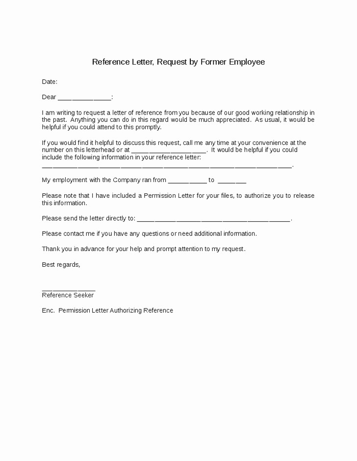 Letters Of Reference for Employees Awesome Written Reference for Employee
