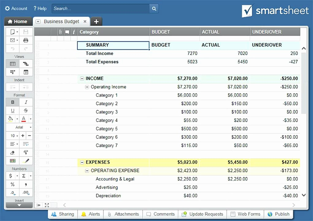 Line Item Budget Template Excel Fresh Printable Line Item Bud Template Free Design Annual Bud