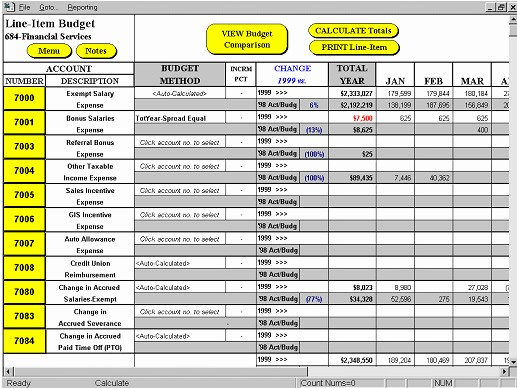 Line Item Budget Template Excel Inspirational How to Streamline Your Bud and Planning Process Using Excel