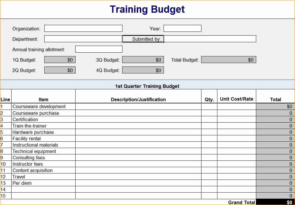 Line Item Budget Template Excel Unique Line Item Bud Template Excel – thedl