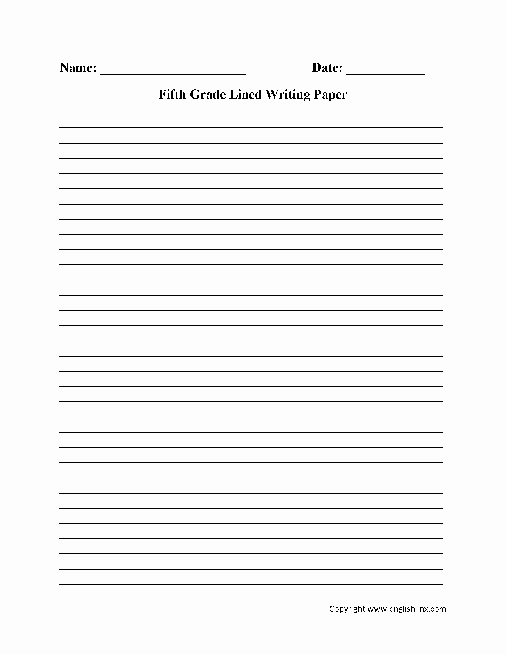 Lined Paper for Handwriting Practice Awesome Writing Worksheets