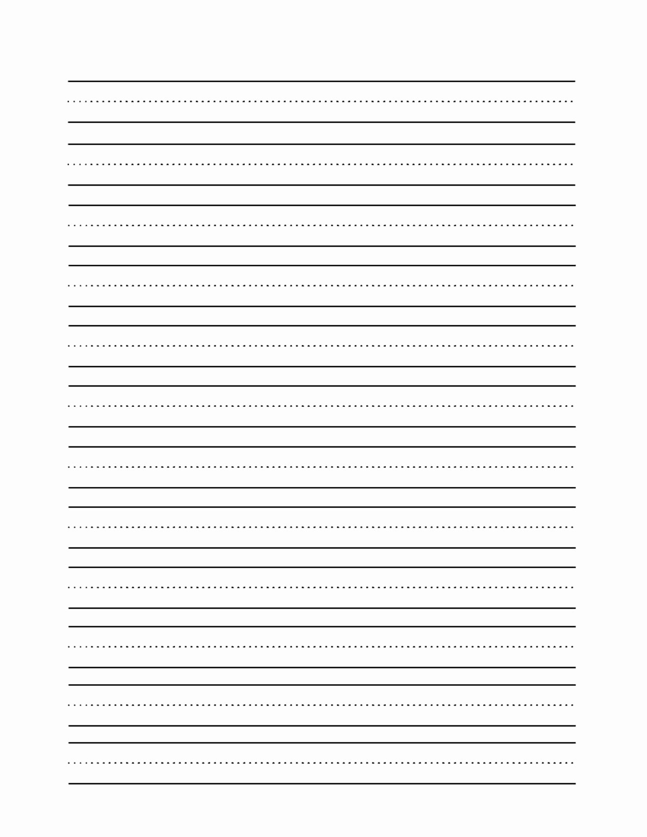 Lined Paper for Handwriting Practice Fresh Printable Cursive Writing Paper Printable 360 Degree