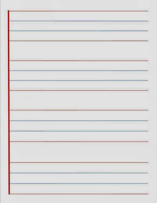 Lined Paper for Handwriting Practice Luxury Practice Handwriting Paper