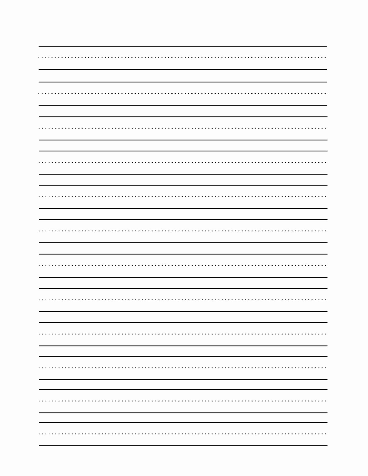 Lined Sheets for Handwriting Practice Fresh Flip the Script On Special Ed Writing