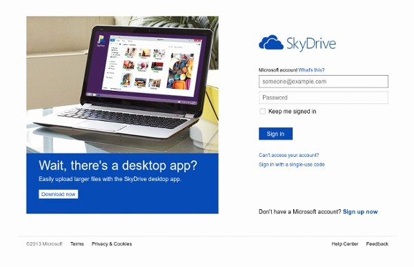 Live Com Login Email Account Awesome Skydrive Microsoft Account