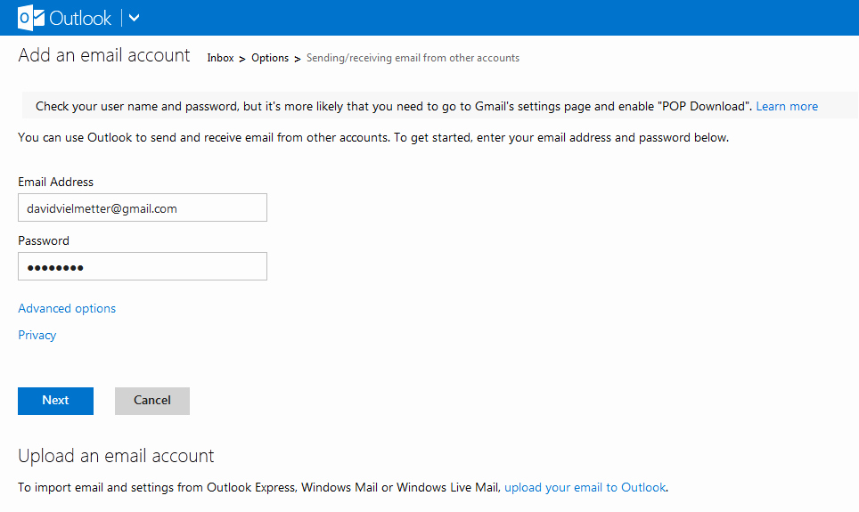 Live Com Login Email Account Best Of Check Gmail From Outlook