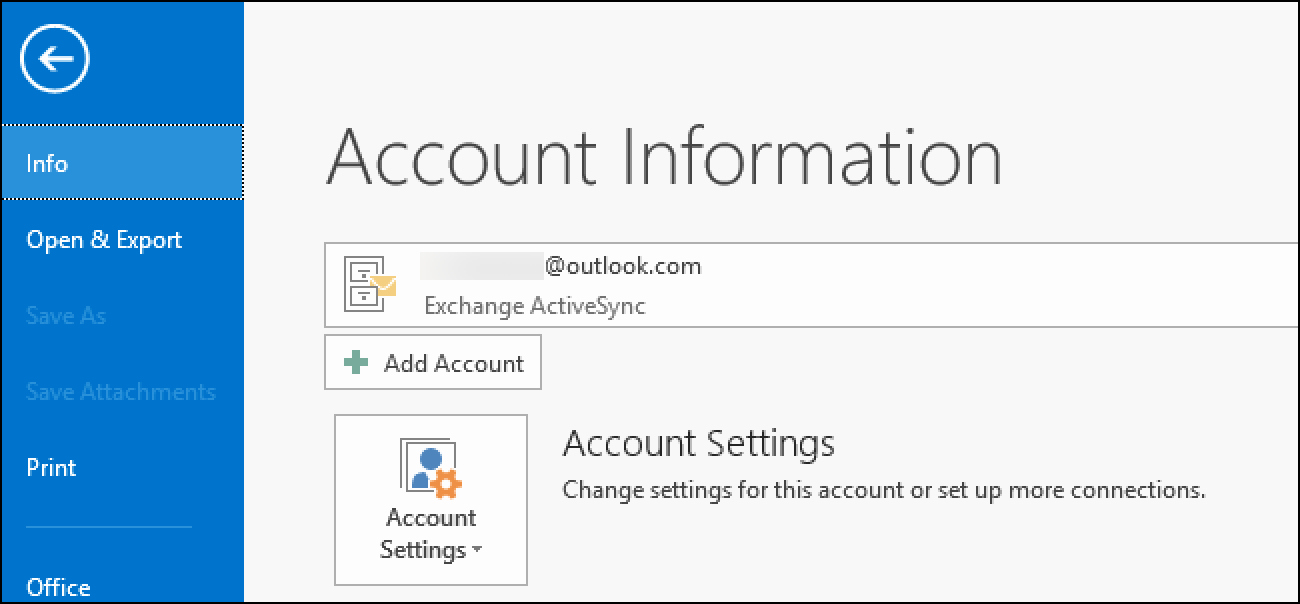 Live Com Login Email Account Fresh How to Add Your Outlook Email Address to Microsoft Outlook