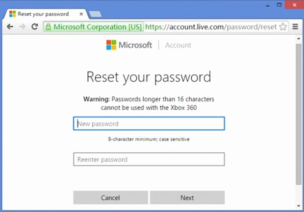 Live Com Login Email Account Inspirational How to Reset forgotten Windows 10 Pc Password
