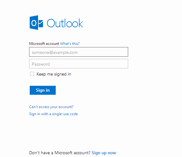 Live Com Login Email Account Lovely Switching Your Hotmail or Live to Outlook