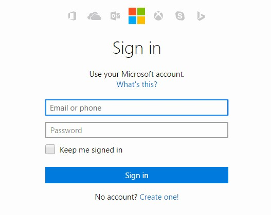 Live Com Login Email Account New How to Find & Recover Your Microsoft Outlook Login Password