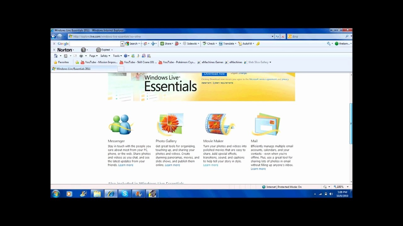 Live Com Login Sign In Fresh How to Windows Live Essentials 2011 for Free