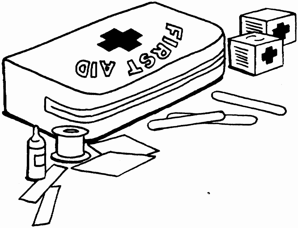 Live Com Sign In Page Awesome First Aid Coloring Pages for Kids 2378