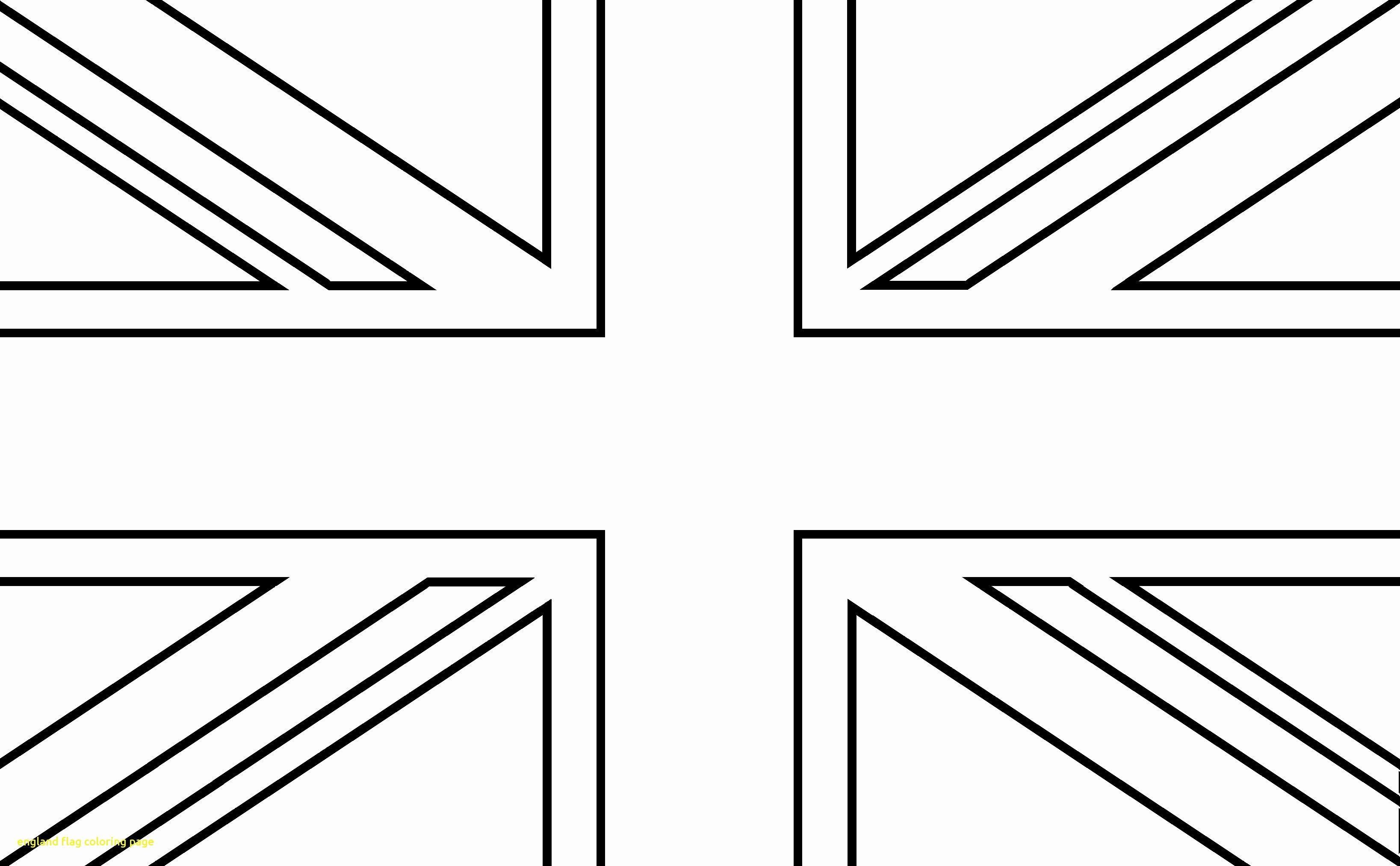 Live Com Sign In Page Best Of Fundamentals England Flag Outline Endorsed Coloring Page