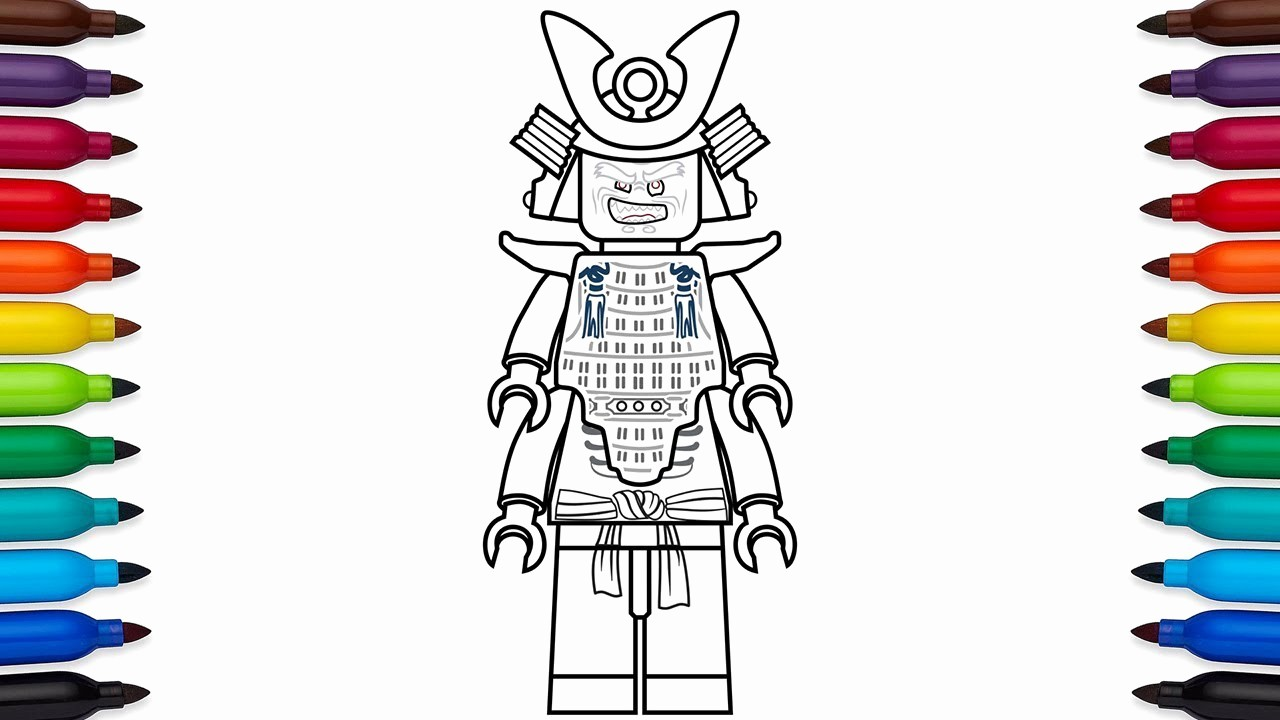Live Com Sign In Page Best Of Skill Lego Ninjago Lord Garmadon Coloring Pages How to