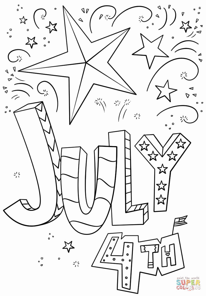 Live Com Sign In Page Inspirational 4th July Coloring Pages Free to Print 7062