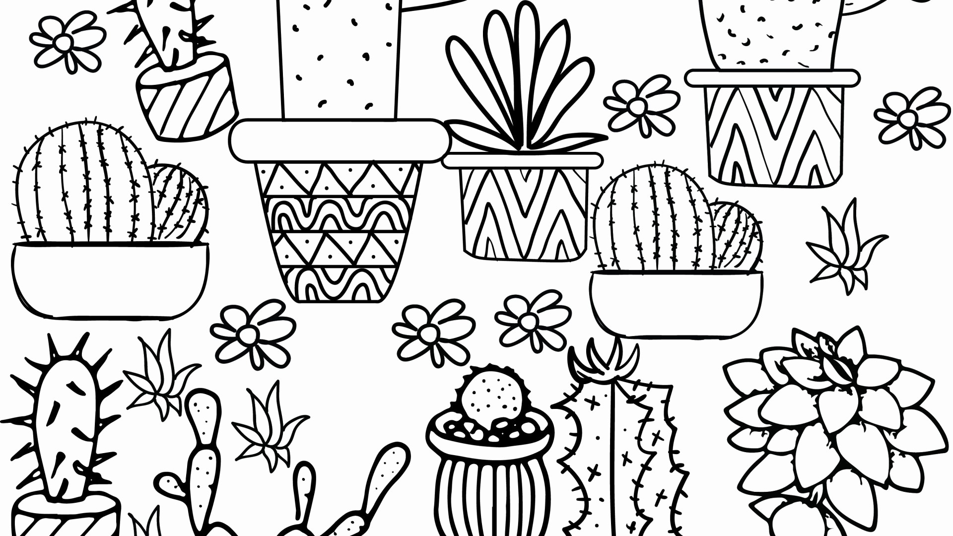 Live Com Sign In Page Unique Perspective Cactus Coloring Sheet Free Printable Pages for