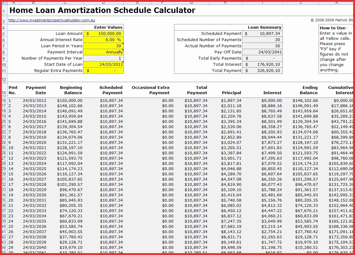 Loan Amortization Calculator Extra Payments Inspirational Mortgage Amortization Calculator Spreadsheet