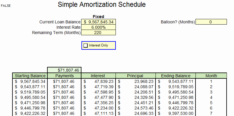 Loan Amortization Calculator with Balloon Beautiful Excel Loan Amortization Schedule with Extra Principal