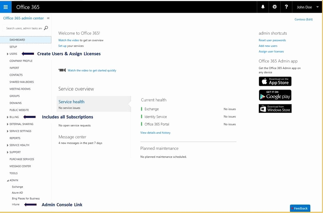 Log In to Microsoft 365 Elegant Intune and Ems Subscriptions now Available In the Fice