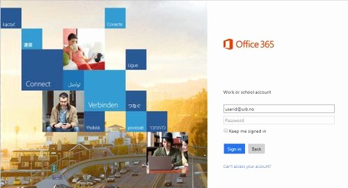Log In to Microsoft 365 Lovely How to Log On to Fice 365 Ithelp Uib