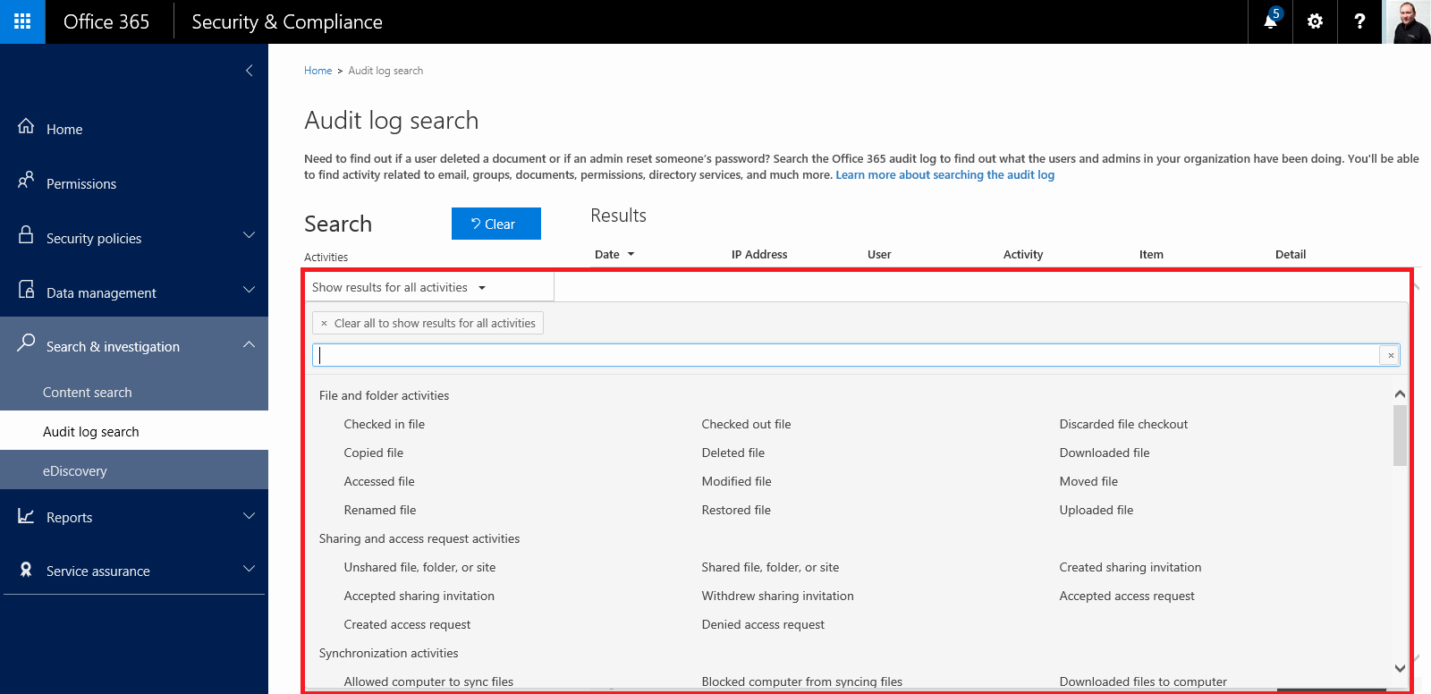 Log In to Microsoft 365 Unique Fice 365 Audit Log Search