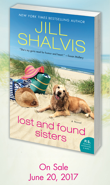 Lost and Found Log Book Luxury Lost and Found Sisters by Jill Shalvis Excerpt Reveal