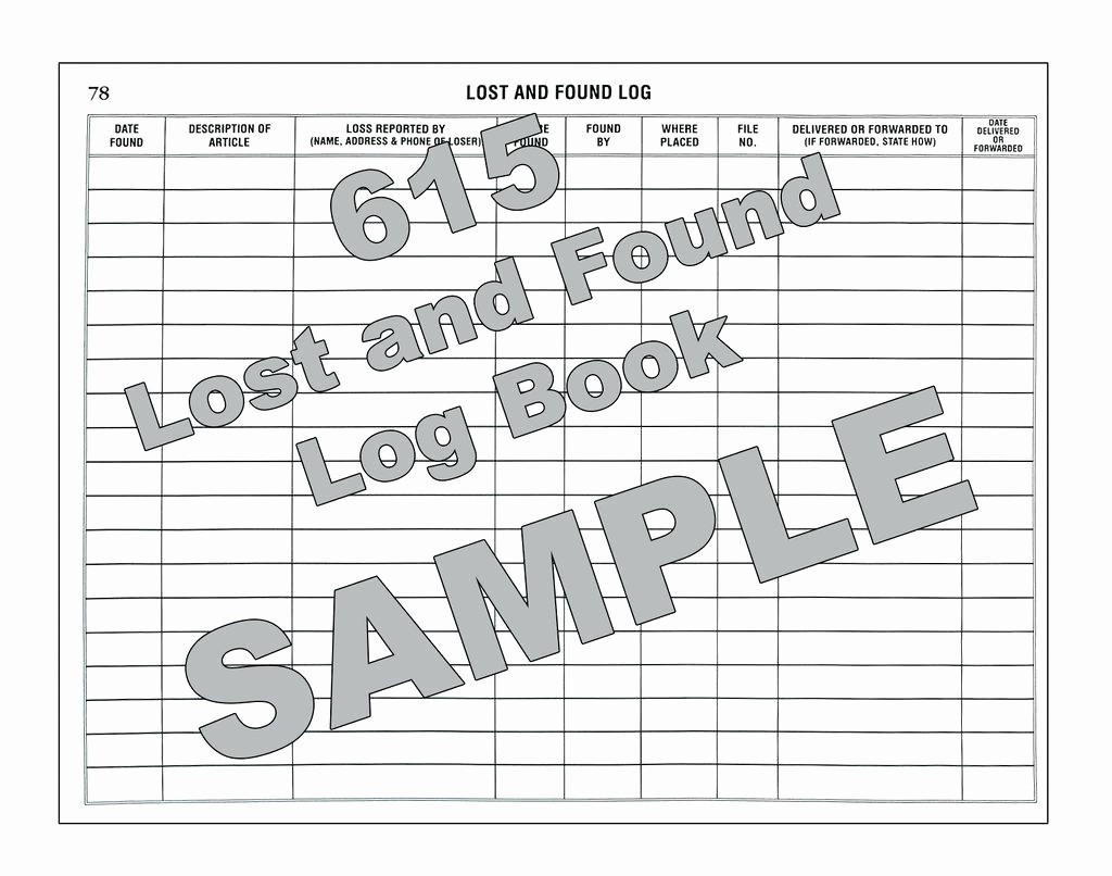 Lost and Found Sign Template Best Of Template Lost and Found Template