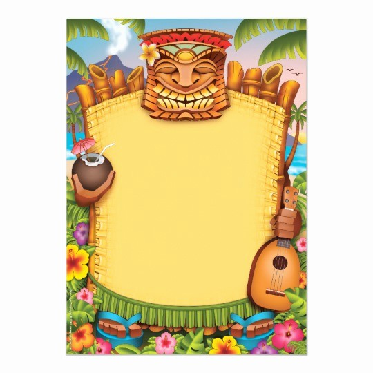 Luau Party Invitations Templates Free Best Of Luau Invitations Hawaiian Party Invitations