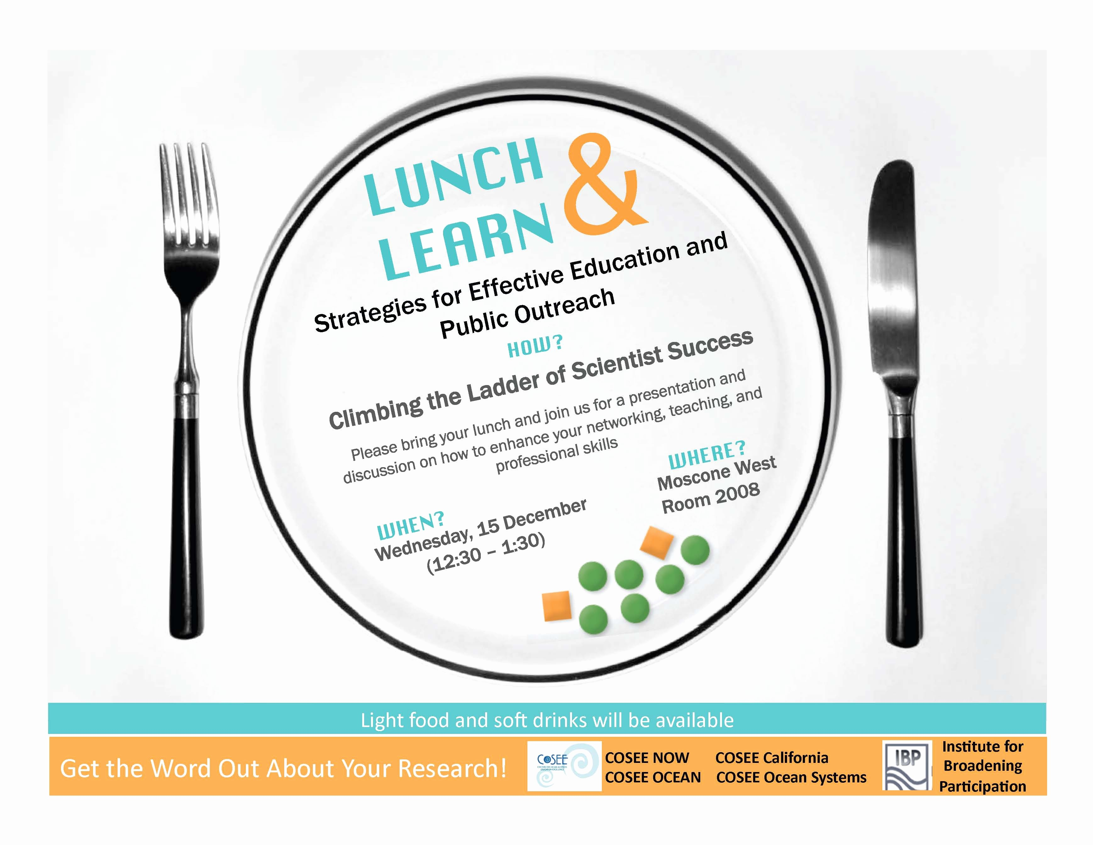 Lunch and Learn Invitation Template Awesome Cosee Blogs