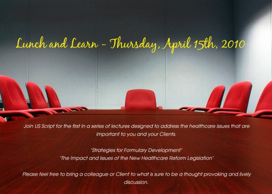 Lunch and Learn Invitation Template Beautiful Healthcare Reform Lunch & Learn Line Invitations