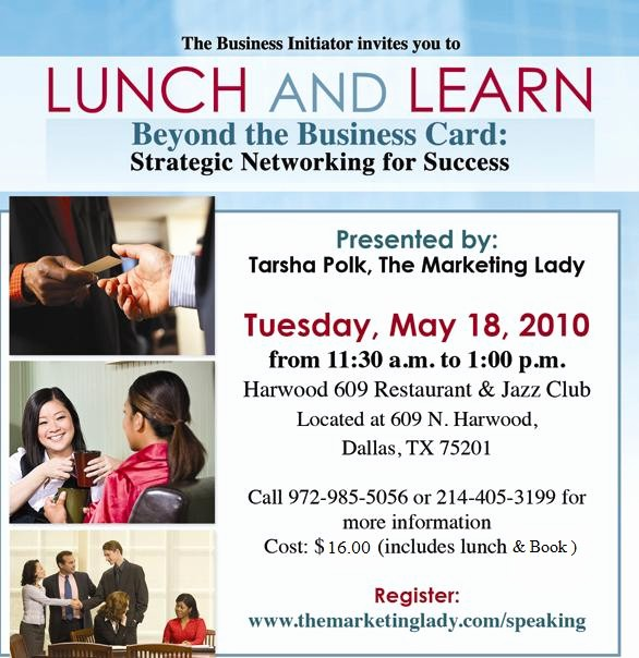 Lunch and Learn Invitation Template Beautiful Lunch & Learn Tickets