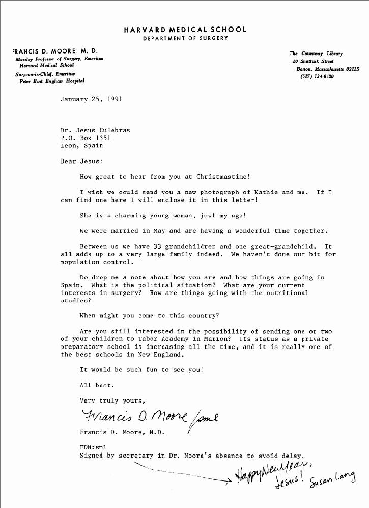 Machotes De Cartas De Renuncia Beautiful –carta Personal De Moore Anunciando Su Matrimonio